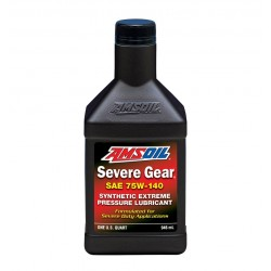 SEVERE GEAR® SYNTHETIC EP LUBRICANTS SAE 75W-140