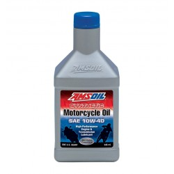 10W-40 ADVANCED SYNTHETIC MOTORCYCLE OIL