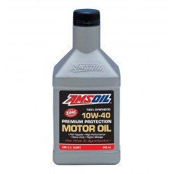 SAE 10W-40 SYNTHETIC PREMIUM PROTECTION MOTOR OIL