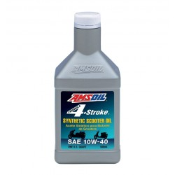 FORMULA 4-STROKE® SYNTHETIC 10W-40 SCOOTER OIL