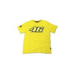 CAMISETA VR46 YELLOW