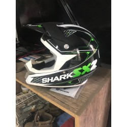 CASCO SHARK CROSS SX2
