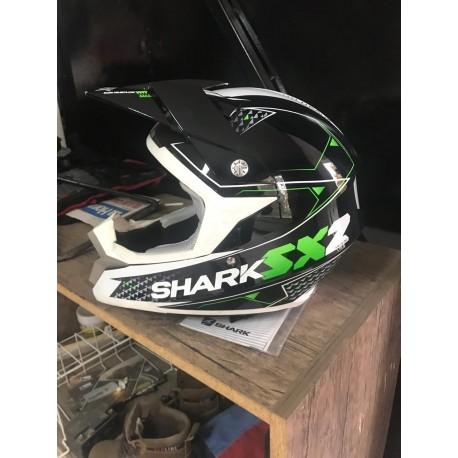CASCO SHARK CROSS SX2